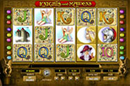 slot machine knights and maidens gratis