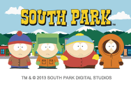 slot machine south park