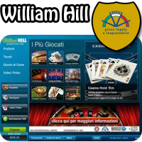 gioca su william hill casino