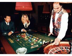 roulette live casino online