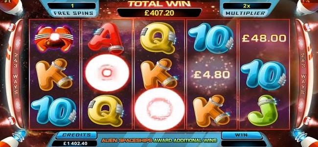 riduzione slot machine