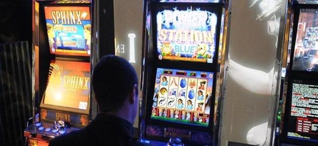 slot machine con payout al 68 percento
