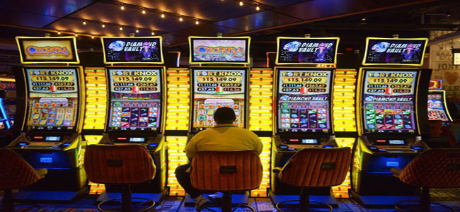 problemi per slot machine e vlt